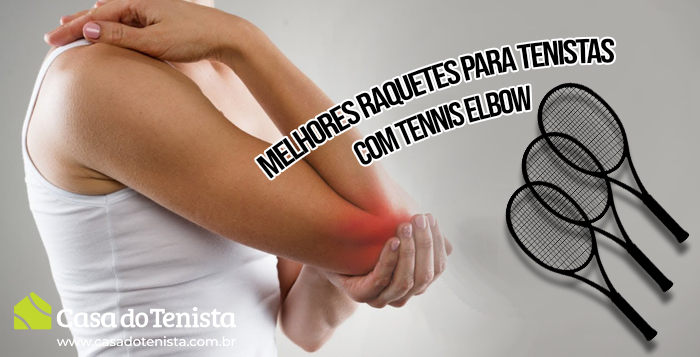 Imagem - Tennis Elbow: Qual raquete escolher?