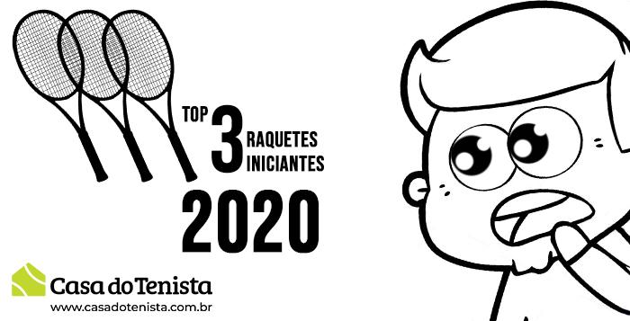 Imagem - 03 Melhores raquetes para iniciantes em 2020