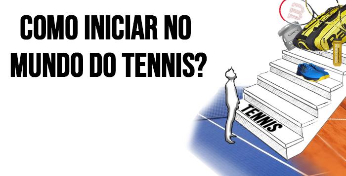 Imagem - Como começar no Tennis