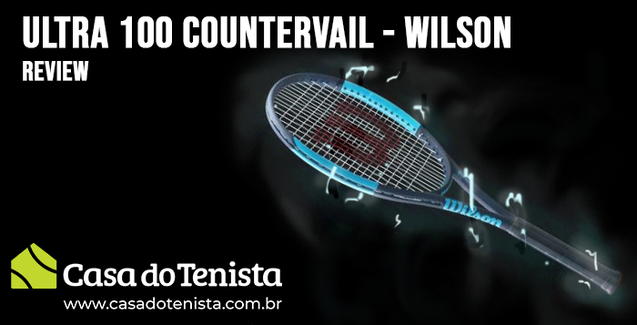 Imagem - Raquete Wilson Ultra 100 Countervail: Review