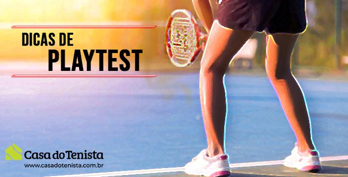 Imagem - Como fazer um Playtest de raquete ?