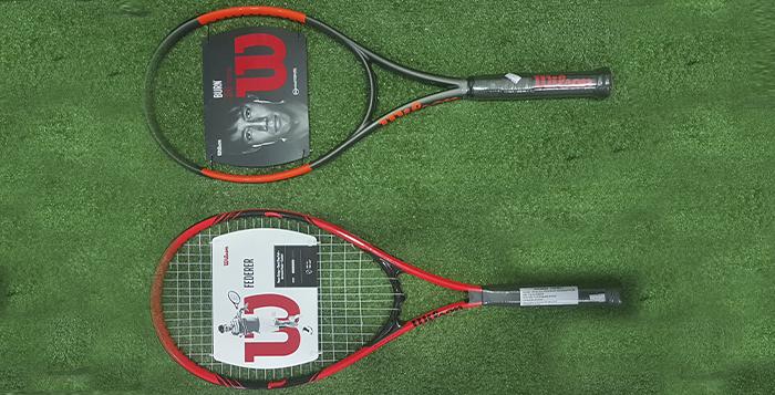 Imagem - A diferença entre uma raquete de tênis barata e uma cara