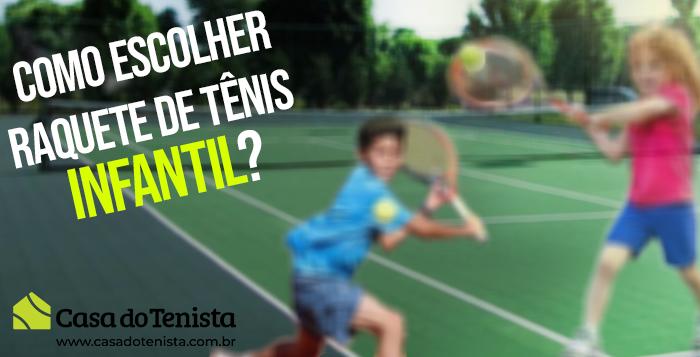 Imagem - Guia: Escolhendo raquete de tênis infantil para seu filho
