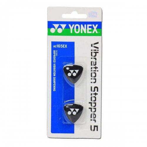 Antivibrador Logo Yonex Cartela Preto  - Yonex