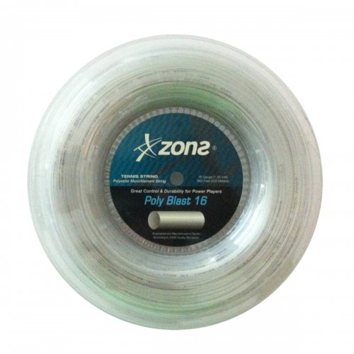 Corda Poly Blast 16 1.30mm Gelo Rolo Com 200 Metros - Zons