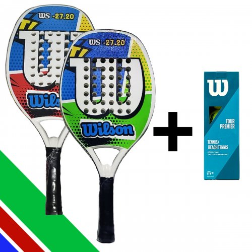Kit Wilson Beach Tennis Big Bang Comic