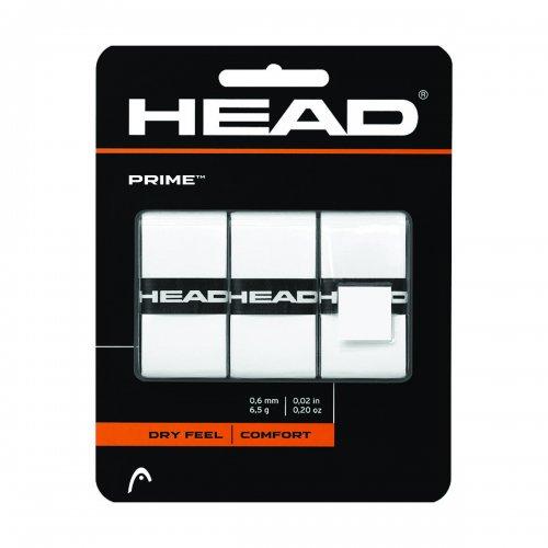 Overgrip Prime Branco com 03 unidades - Head