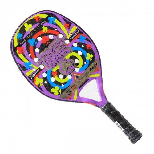 [PRÉ-VENDA]Raquete de Beach Tennis Silver Club Modelo 2021 – Quicksand