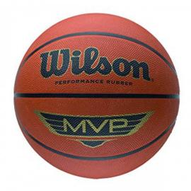 Imagem -  Bola de Basquete NCAA MVP 7 Marrom - Wilson