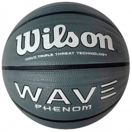 Imagem - Bola de Basquete Wave Phenom Cinza - Wilson
