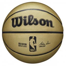 Imagem - Bola de Basquete NBA Gold Edition - Wilson