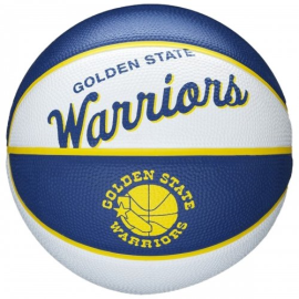 Imagem - Bola de Basquete NBA Team Retro Mini Golden State Warriors - Wilson