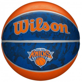 Imagem - Bola de Basquete NBA Team Tiedye New York Knicks - Wilson