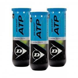 Imagem - Bola de Tênis ATP Pack c/ 3 Tubos - Dunlop
