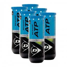Imagem - Bola de Tênis ATP Pack C/ 06 Tubos - Dunlop - 4dub15pack670