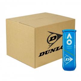 Imagem - Bola de Tênis Australian Open Caixa C/ 24 Tubos - Dunlop