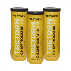 Imagem - Bola de Tênis Championship Pack c/ 03 Tubos - Tretorn