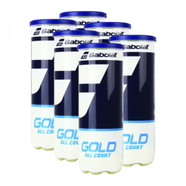 Imagem - Bola de Tênis Gold Pack c/ 6 Tubos - Babolat