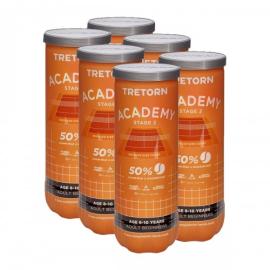 Imagem - Bola de Tênis Infantil Orange Pack c/ 6 Tubos - Tretorn