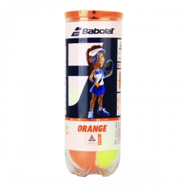 Imagem - Bola de Tênis Infantil Orange Tubo c/ 3 Bolas - Babolat
