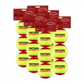 Imagem - Bola de Tênis Infantil Red Pack c/ 06 Tubos - Tretorn