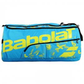 Imagem - Raqueteira Duffle XL 12R Azul e Amarelo - Babolat