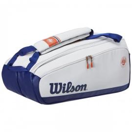 Imagem - Raqueteira Roland Garros Premium 9R Modelo 2021 - Wilson