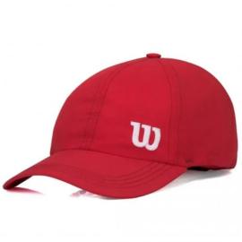 Imagem - Boné Basic W Logo Vermelho - Wilson