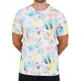 Imagem - Camiseta Aztec Box Colors - Fila