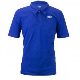 Imagem - Camiseta Polo Basic Azul - Wilson