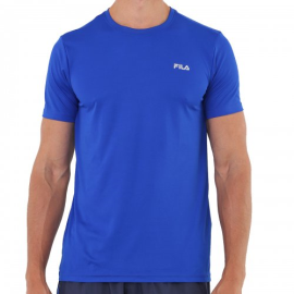 Imagem - Camiseta Basic Sports Azul - Fila