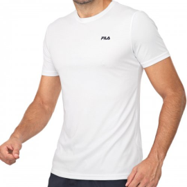 Imagem - Camiseta Basic Sports Branca - Fila