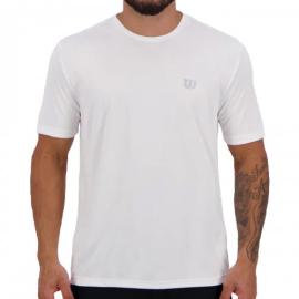 Imagem - Camiseta Core Branca - Wilson