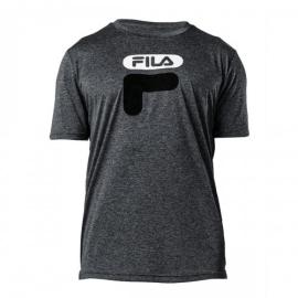 Imagem - Camiseta DNA II Mescla Logo Preto - Fila