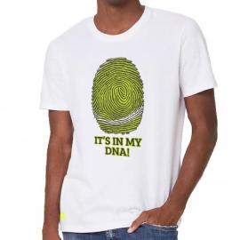 Imagem - Camiseta DNA Branca - Casa do Tenista