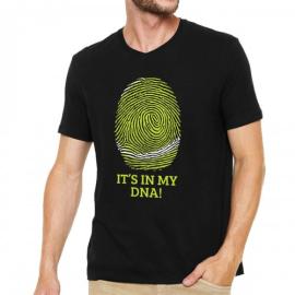 Imagem - Camiseta DNA Preta - Casa do Tenista