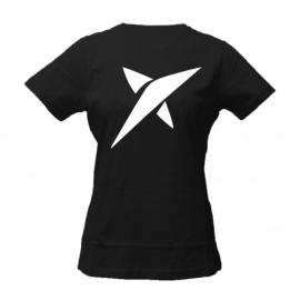 Imagem - Camiseta Estrela Preta Feminina - Drop Shot