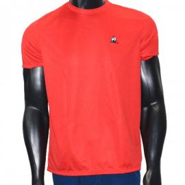 Imagem - Camiseta Euro Dry Vermelho - Le Coq Sportif