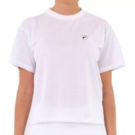 Imagem - Camiseta Feminina Aus 21 Branca - Fila