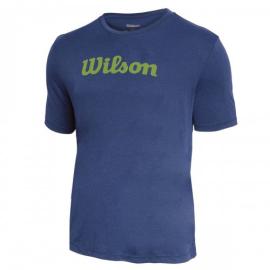 Imagem - Camiseta Infantil Match Azul - Wilson