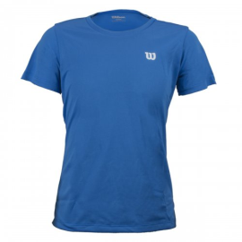 Imagem - Camiseta Infantil Training III Azul - Wilson