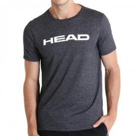 Imagem - Camiseta Sensation Mescla Preto - Head