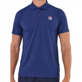 Imagem - Camiseta Polo Action III Azul Royal - Fila