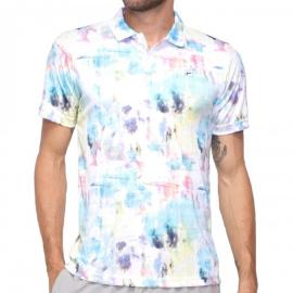 Imagem - Camiseta Polo Aztec Box Colors - Fila