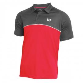 Imagem - Camiseta Polo Tour IV Coral - Wilson