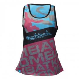 Imagem - Camiseta Regata Feminina Kombat - Quicksand