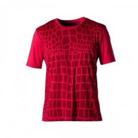 Imagem - Camiseta Skin Infantil Vermelha - Wilson