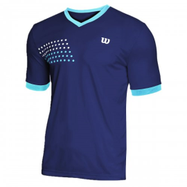 Imagem - Camiseta Slam Marinho - Wilson
