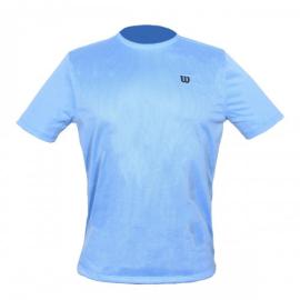 Imagem - Camiseta Trainning XII Azul Celeste - Wilson
