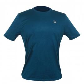 Imagem - Camiseta Trainning XII Azul Petroleo - Wilson